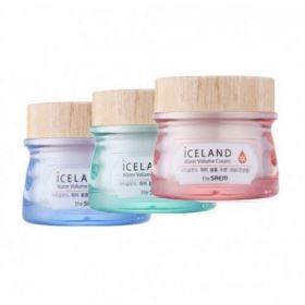 The Saem Iceland Water Volume Hydrating Cream 50ml - Минеральный крем на основе минеральной ледниковой воды Исландии