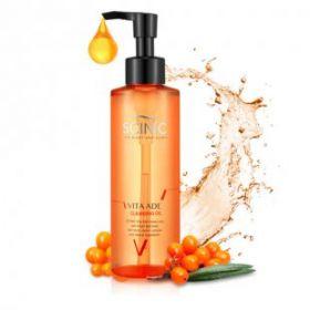 Scinic Vita Ade Cleansing Oil 180ml - Очищающее гидрофильное масло с витаминным комплексом