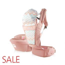 "Эрго-рюкзак+Хипсит Pognae ORGA Plus ""Peach"" Персик"