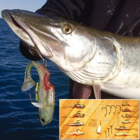 """Рыболовные приманки """"Mighty bite"""""""