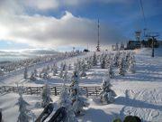 горнолыжный курорт Шпиндлерув Млин
