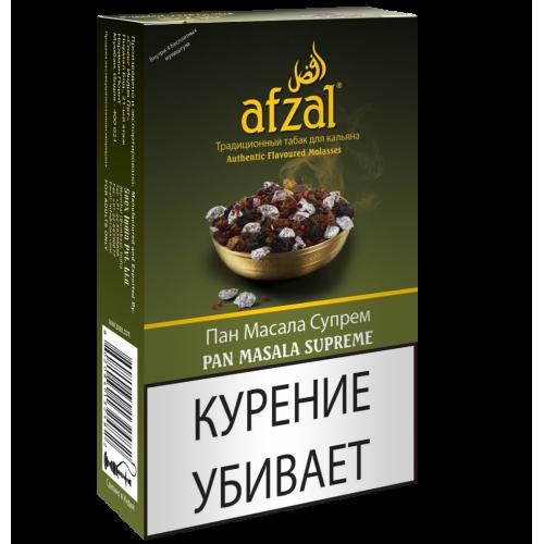 Табак для кальяна Afzal Pan Masala Supreme