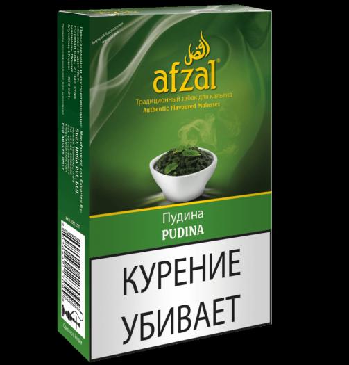 Табак для кальяна Afzal Pudina