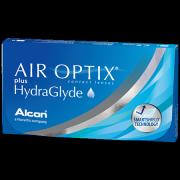 Air optix plus Gydraglyde 6 pk