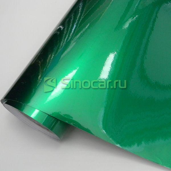 Глянцевый Перламутр Зелёный