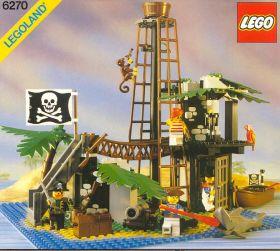 6270 Лего Пиратский остров