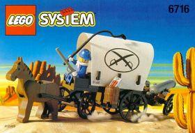 6716 Лего Оружейный транспорт
