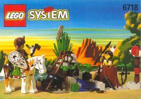 6718 Лего Убежище шамана