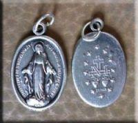 Чудесный медальон Девы Марии