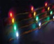 """Гирлянда светодиодная на деревья """"клип лайт"""" , IP 54, шаг c/д 15см 12V"""