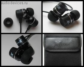 Xears® Turbo Devices TD3 PRO Blackwood