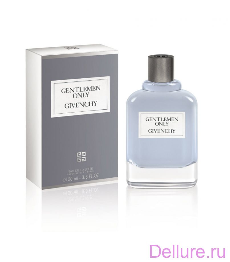 Версия Gentleman Only (Givenchy)