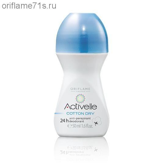 Шариковый дезодорант-антиперспирант 24-часового действия с натуральной...