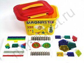Магнитный конструктор 350 деталей