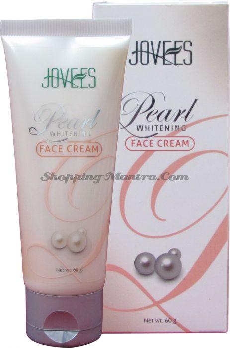 Отбеливающий крем для лица Жемчуг Джовис / Jovees Pearl Whitening Face Cream