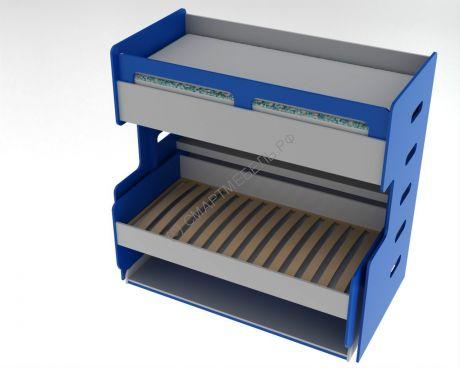 GEMINI - Двухъярусная стол-кровать