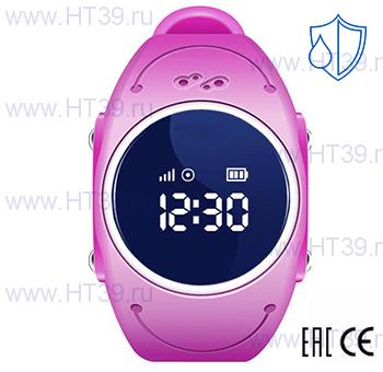 Детские часы Smart Baby Watch W8 red