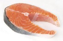 Стейк лосося  Россия от 5 кг