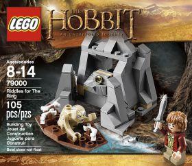 79000 Лего Тайны кольца