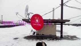 Настройка спутниковой антенны диаметром 0,55 м. - 0,6 м.
