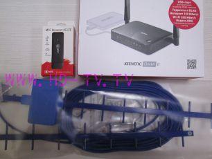 Готовый комплект усиления , для самостоятельной установки 3/4G интернета №2