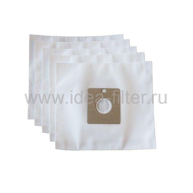 IDEA SM-01 мешки для пылесоса Samsung VP-77 - 5 шт синтетические одноразовые