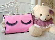 В итоге получается необычайно привлекательная мягкая подушка.