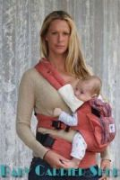 ERGO Baby ORGANIC TEETHING PADS Natural SPON