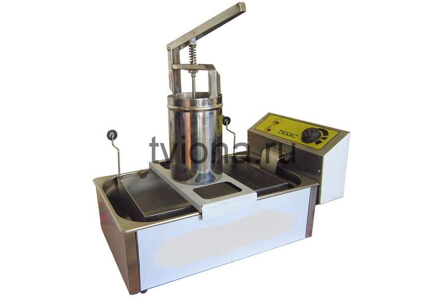 Аппарат для производства пончиков Техас