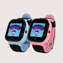 Умные детские часы Smart Baby Watch (GW500S) Wonlex