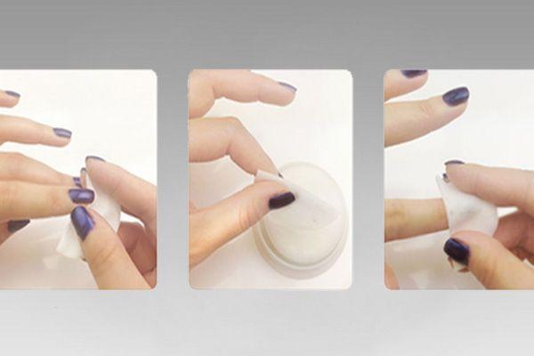 Салфетки Huda Beauty для удаления лака с ногтей