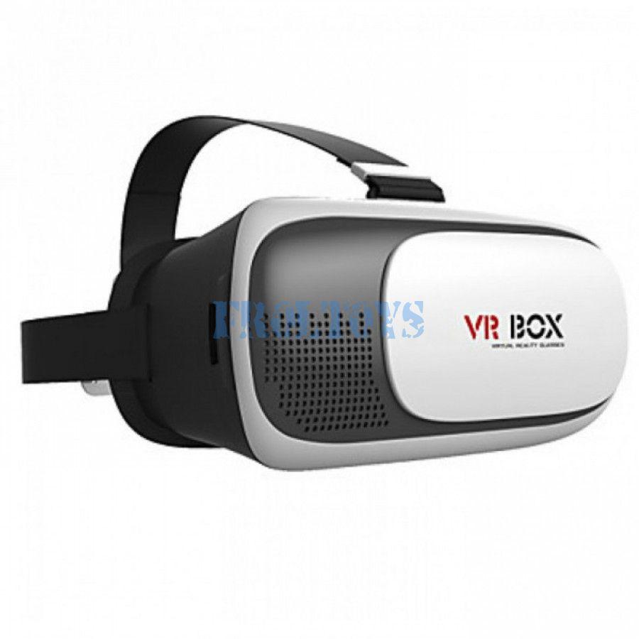 Очки виртуальной реальности VR BOX V 2.0, пластик