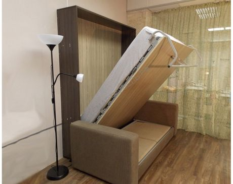 Диван-шкаф-кровать StudioFlat MALIA 140*200 см