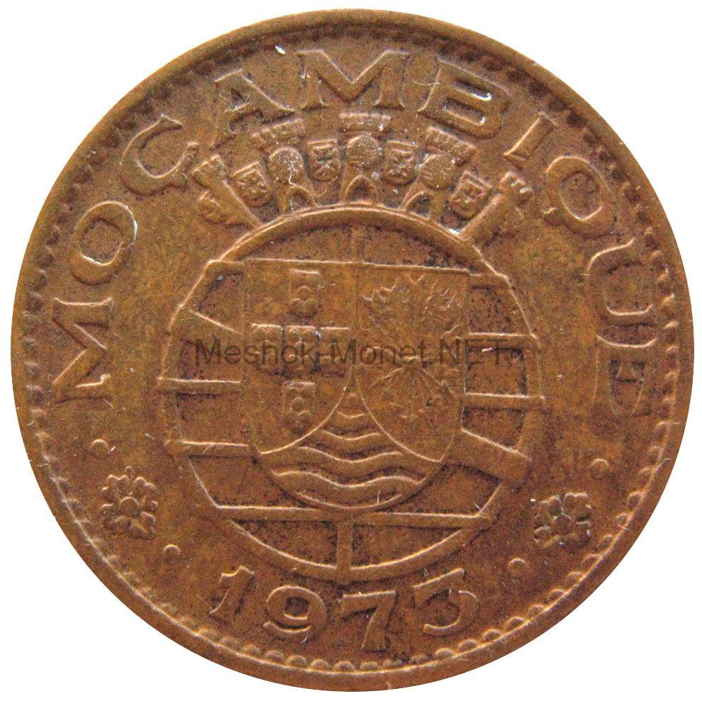 Мозамбик 1 эскудо 1973 г.