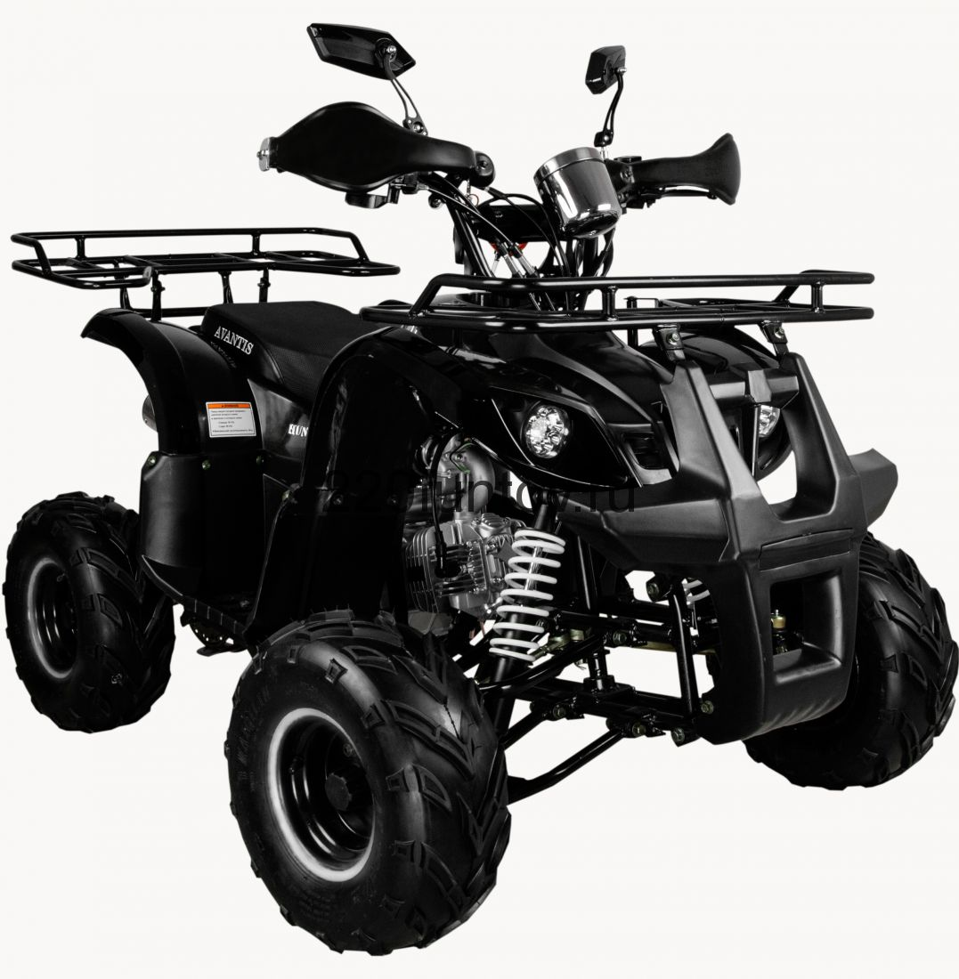 Avantis Hunter 7+ 125 cc (модель 2018 года) Квадроцикл бензиновый