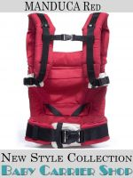 MANDUCA Baby CARRIER NEWSTYLE COLLECTION Red