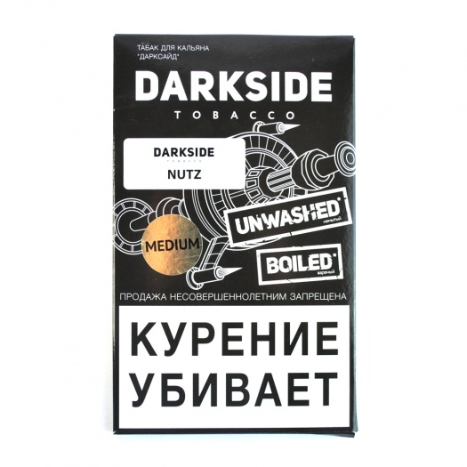 Табак для кальяна Dark Side Medium Nutz