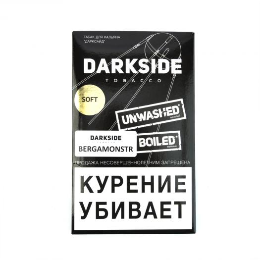 Табак для кальяна Dark Side Soft Bergamonstr