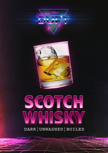 Табак для кальяна Duft Scotch Whisky