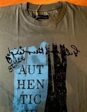 мужская футболка большого размера
