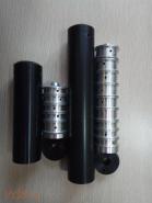 """Модератор звука - саундмодератор стандартный модель """"РОЛ-1"""" для пневматического оружия Крал Панчер Kral Puncher, ЦЕЛЬНОАЛЮМИНИЕВЫЙ"""