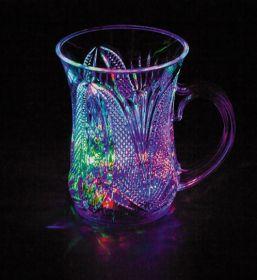 Стакан-светильник FERON со светодиодной подсветкой