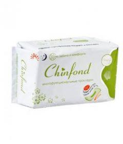 Прокладки ежедневные CHINFOND с турмалином