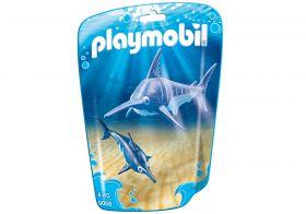 "Фигурка Playmobil 9068 ""Рыба-меч"""