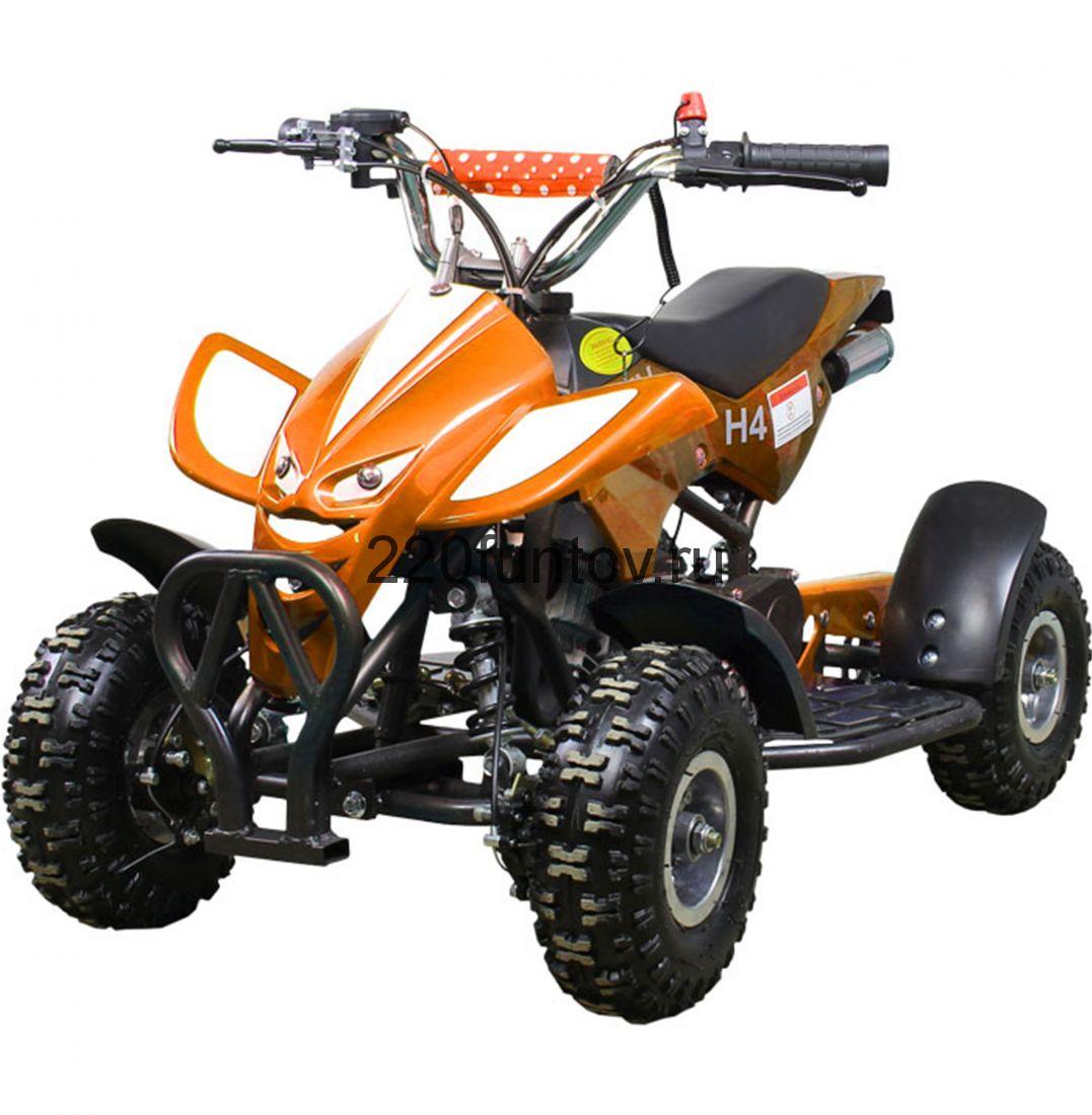 ATV Classic H4 mini 49 cc Квадроцикл бензиновый