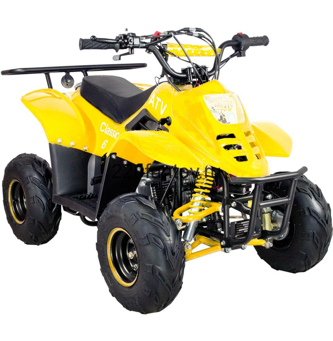 ATV Classic 6 49 cc Квадроцикл бензиновый