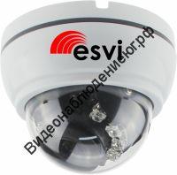 Купольная IP видеокамера EVC-NK20-S13-A