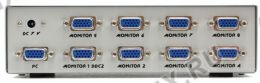 8-Port Video Splitter (VGA15F+8xVGA15F)