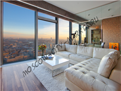Апартаменты в Москва-сити (Sky-48)