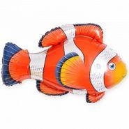 "Рыба-клоун, оранжевый, 35""/ 89 см"